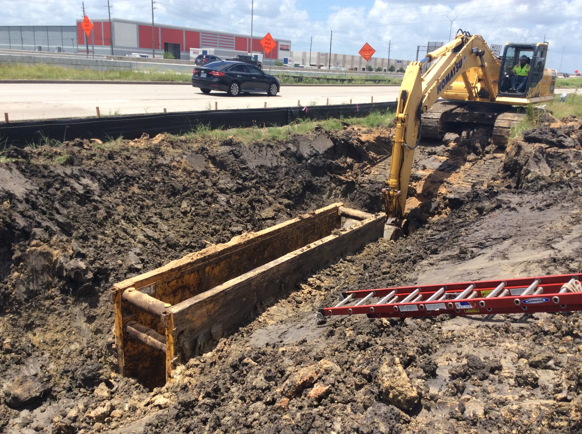 Pulice Awarded Two Sam Houston Tollway Southeast Widening Projects