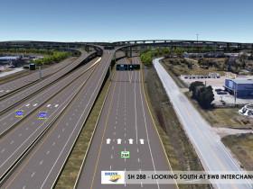SH 288 Toll Lanes P3