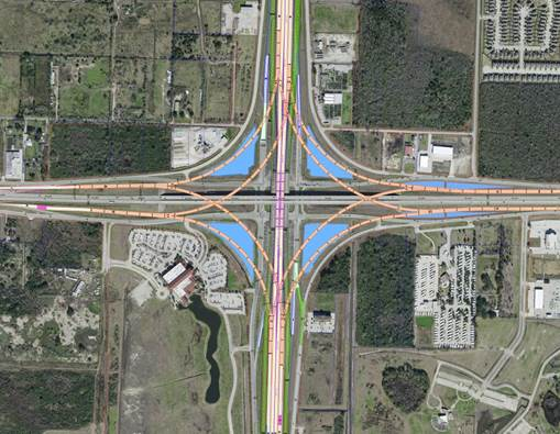 SH 288 Public-Private Partnership (P3) project