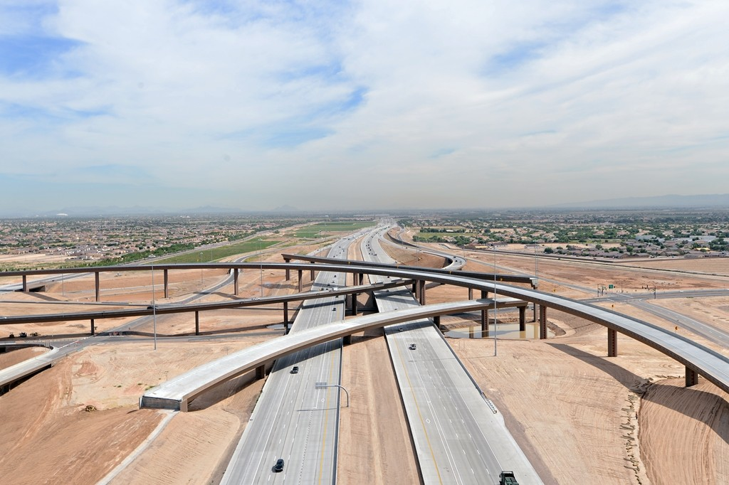 I-10/303L System Traffic Interchange