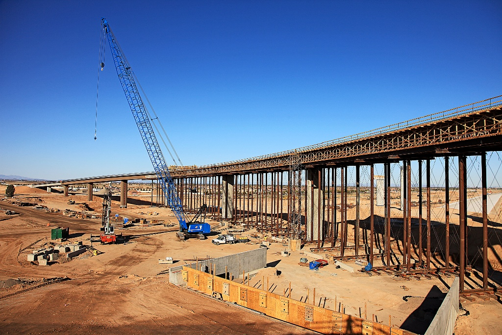 Sam Houston Tollway Southeast Widening Projects