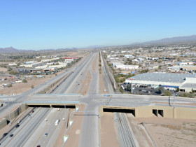 I-10 Reconstruction Ruthrauff Road to Prince Road