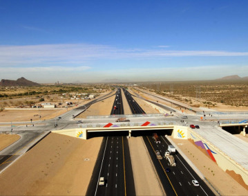 I-10/Twin Peaks Traffic Interchange