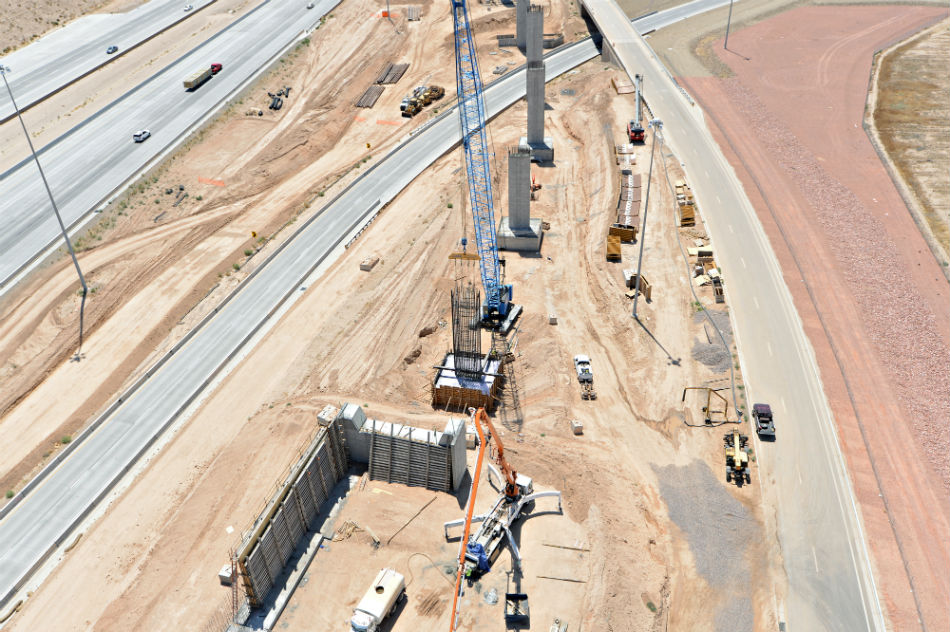 I-10/SR 303L System Traffic Interchange (Phase II)