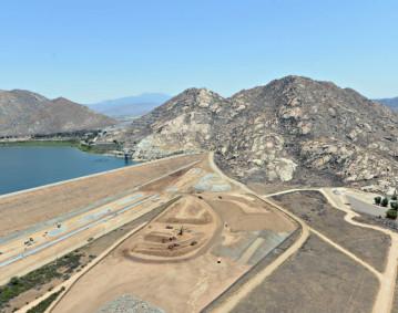 Perris Dam Seismic Remediation