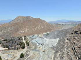 Perris Dam Seismic Remediation