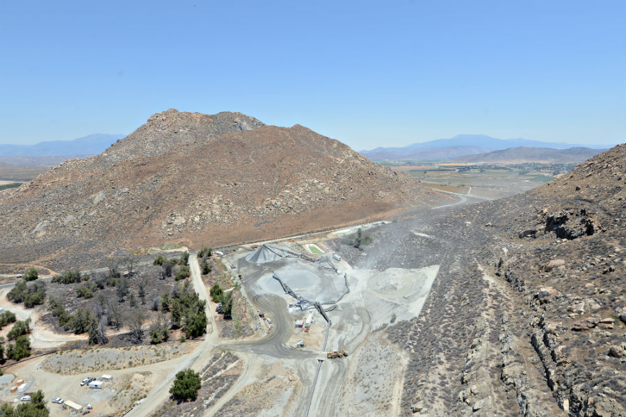Perris Dam Seismic Remediation Pulice Construction