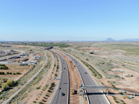 SR 202L Red Mountain Freeway SR 101L Pima Freeway to Broadway Road