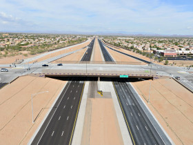 SR 303L Freeway Peoria Avenue to Mountain View Boulevard CMAR