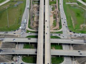 Sam Houston Tollway SE Widening