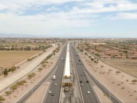 Santan Freeway (SR 202L) HOV Lanes, I-10 to Gilbert Road Design-Build