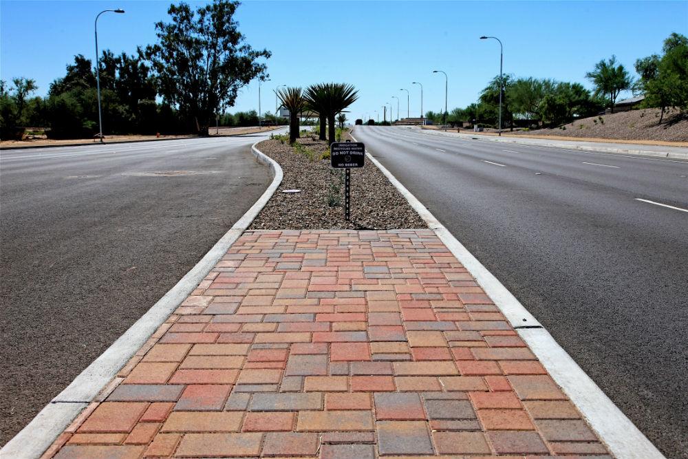 McQueen Road Improvements, Queen Creek Rd. to Riggs Road