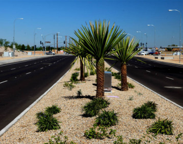 McQueen Road Improvements, Queen Creek Rd. to Riggs Road