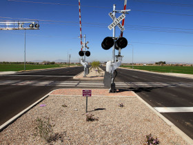 Queen Creek Road Improvements, Price Road to McQueen Road CMAR