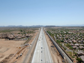Reconstruction of I-17 Freeway, Jomax Road to Carefree Highway