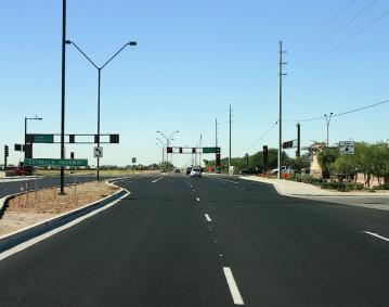 Van Buren Street Improvements, Litchfield Road to Estrella Parkway CMAR